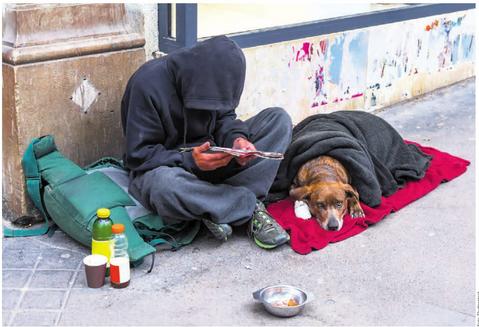 """""""Bevor der Hund hungert, hungere ich"""" – Christopher Erben, Die Furche"""